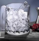 Pasabahce Timeless Glazen ijsklontjes houder