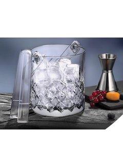 Paşabahçe Glazen ijsklontjes houder