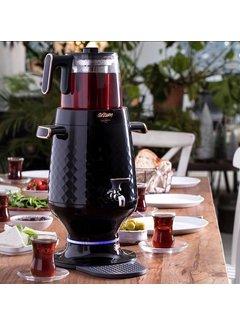 Elektrische theezetapparaat (Samovar)