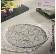 Paşabahçe Estrella glazen servies borden 6 delig