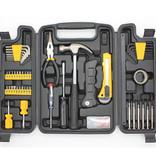Tool-Performance Gereedschapskoffer - 142-delig