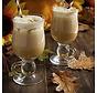 Irish Coffee bardaklari (yuvarlak model)