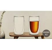 Bricard Glassware Çift camlı bardak