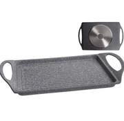 Cosy&Trendy Marble grillplaat grietaluminium