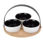 Cosy&Trendy Tappasset/serveerschalenset