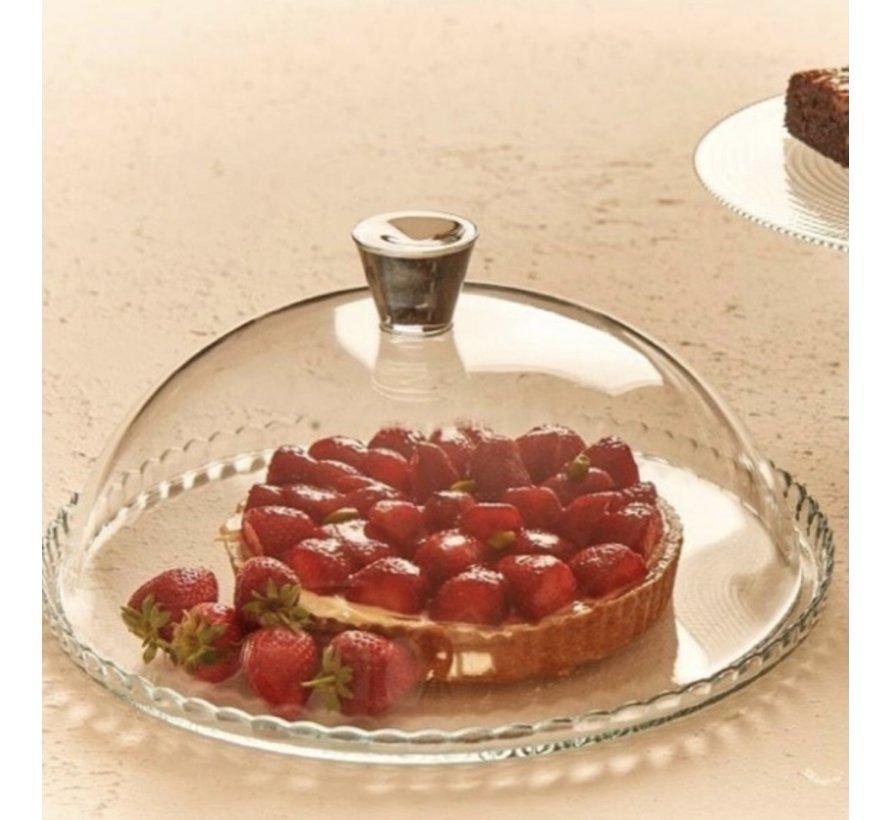 Cam kapakli kek fanusu ''Patisserie''