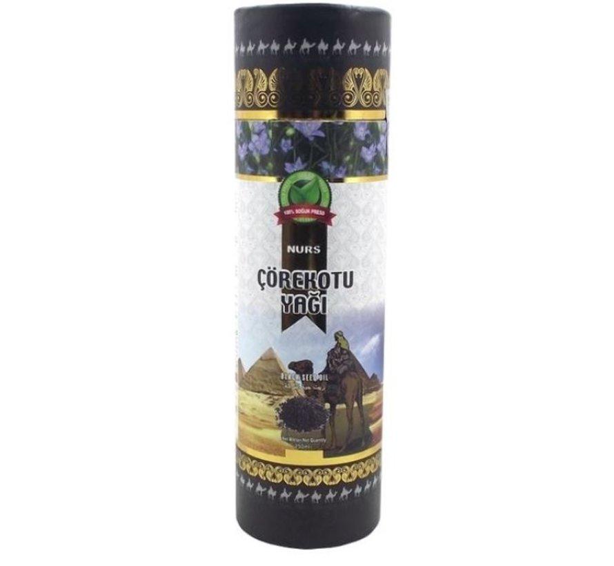 Niagellazaad olie 250 gr (Black seed oil)