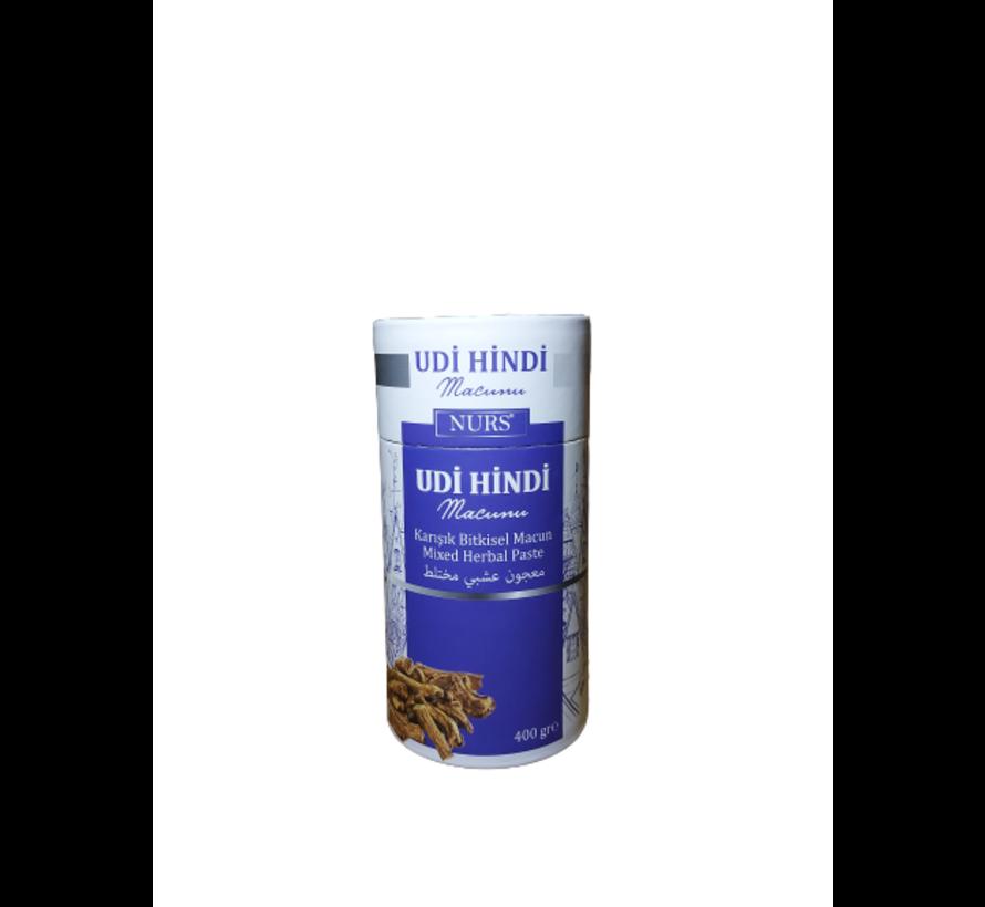 Ud-i Hindi karisik bitkisel macun 400 gr