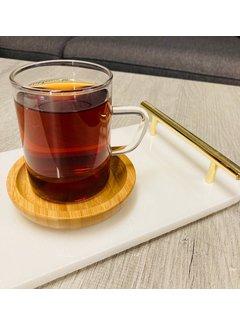 Harmony Hittebestendige glazen met handvat 6 delig