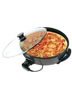 Kochmaster Elektrische Pizzapan 42øx11cm