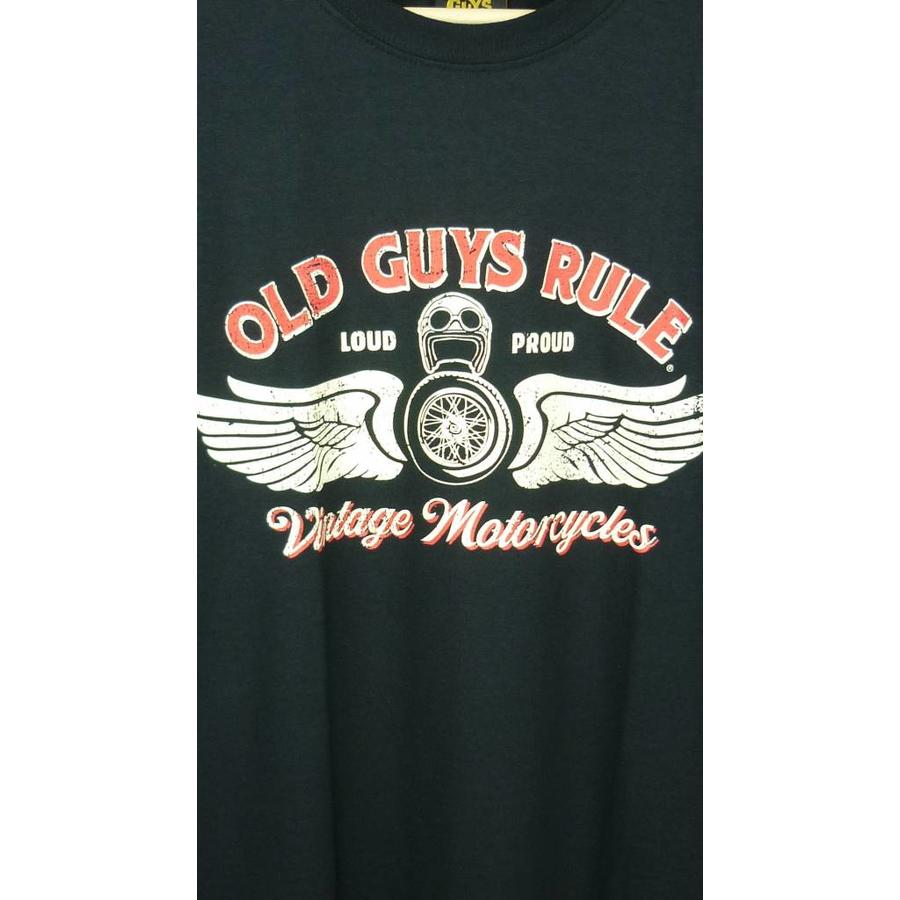 T-Shirt -Vintage Motorcycles