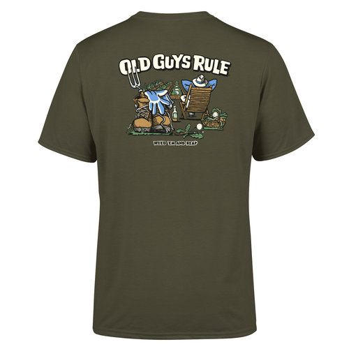 Old Guys Rule Weed Em And Reap