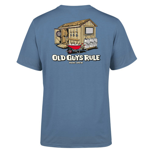 Old Guys Rule Home Brew