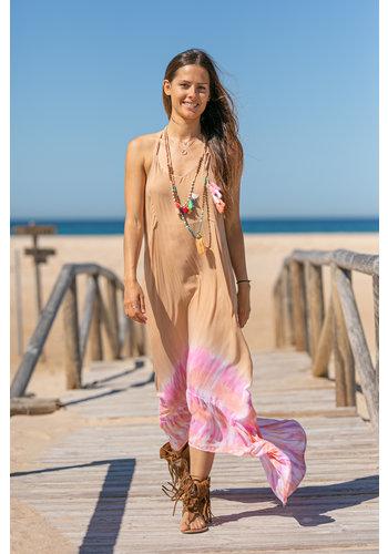 Tarifa Soul Jurk Maya Pink