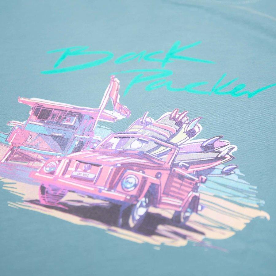 Van One Back Packer Petrol