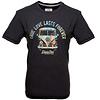Van One Van One True Love Bulli Black T-Shirt