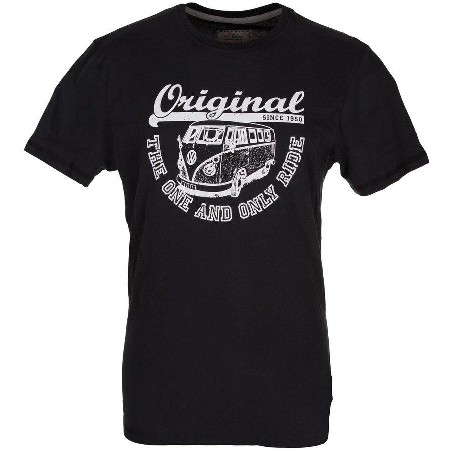 Van One Original Ride Black T-Shirt
