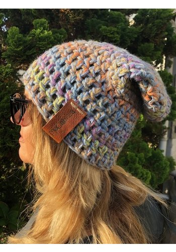 MoCaBiza Beanie  Mix Color