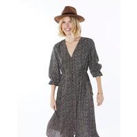 Midi Dress Printed