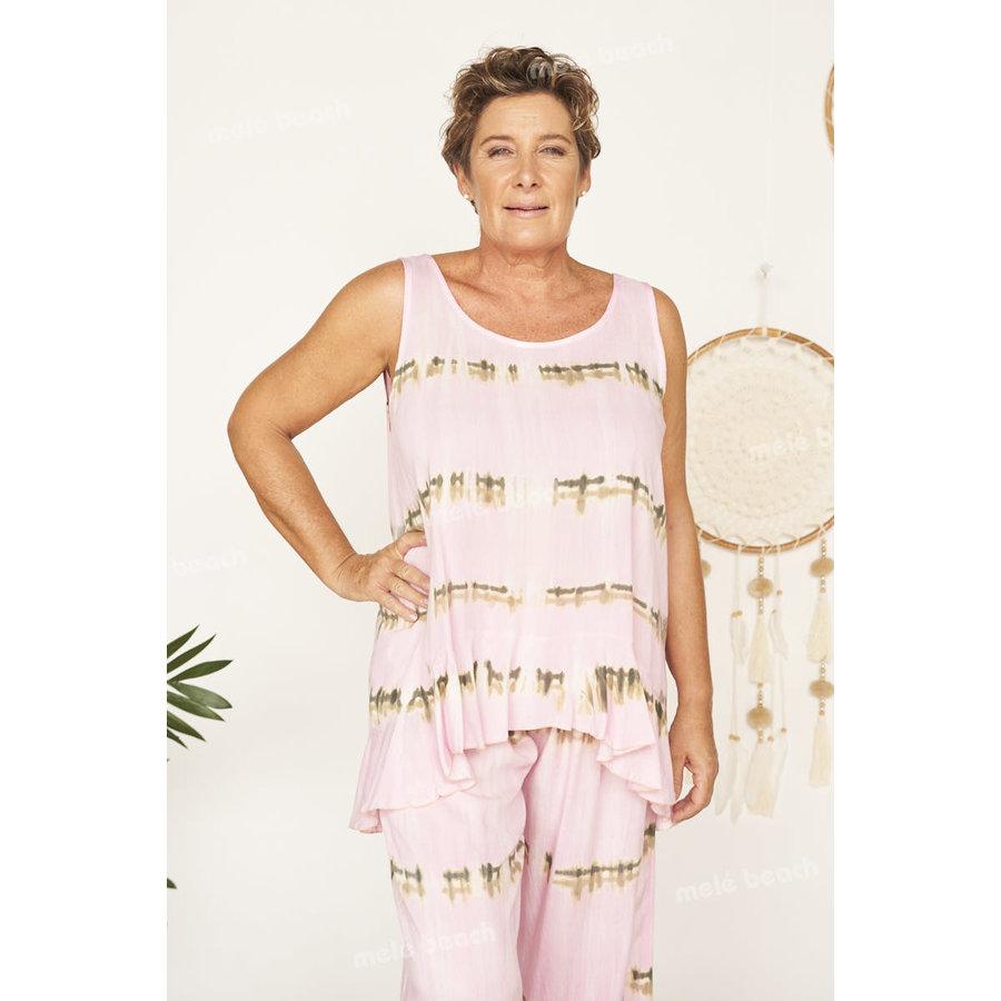 Ibiza Beach Top Labo Meraki Pink