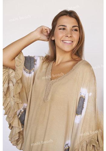 Melé Beach Ibiza Bluson Antigua Wabi Camel
