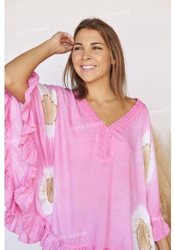 Melé Beach Ibiza Bluson Antigua Wabi Pink