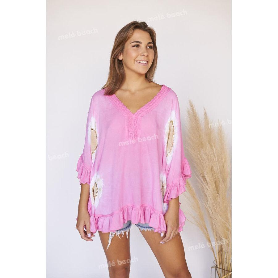 Ibiza Beach Bluson Antigua Wabi Pink