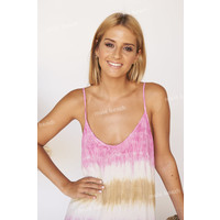 Ibiza Jurk Voula Gigil Pink