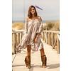 Tarifa Soul Short Dress Enid Nude