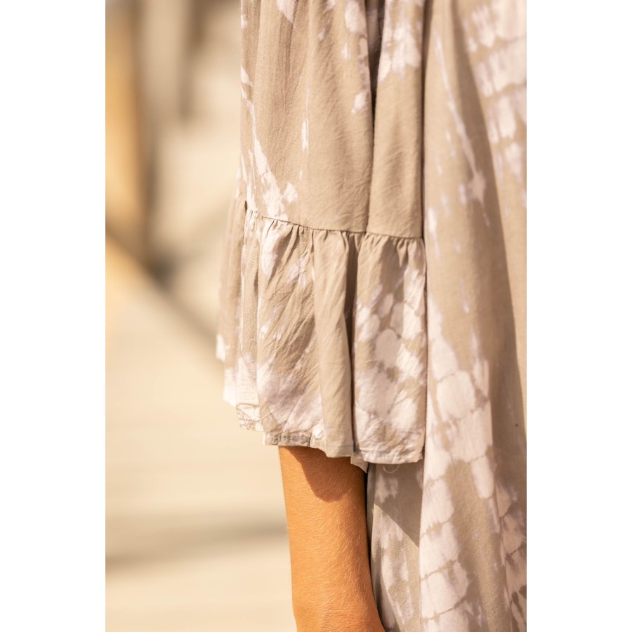 Short Dress Enid Nude