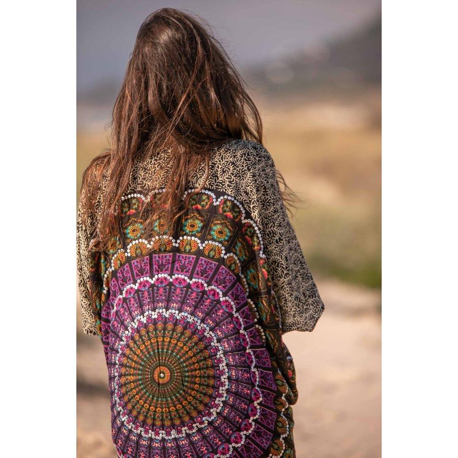 Kimono Ibiza Black