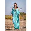 Tarifa Soul Kaftan Holbox Turquoise