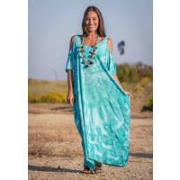 Kaftan Holbox Turquoise