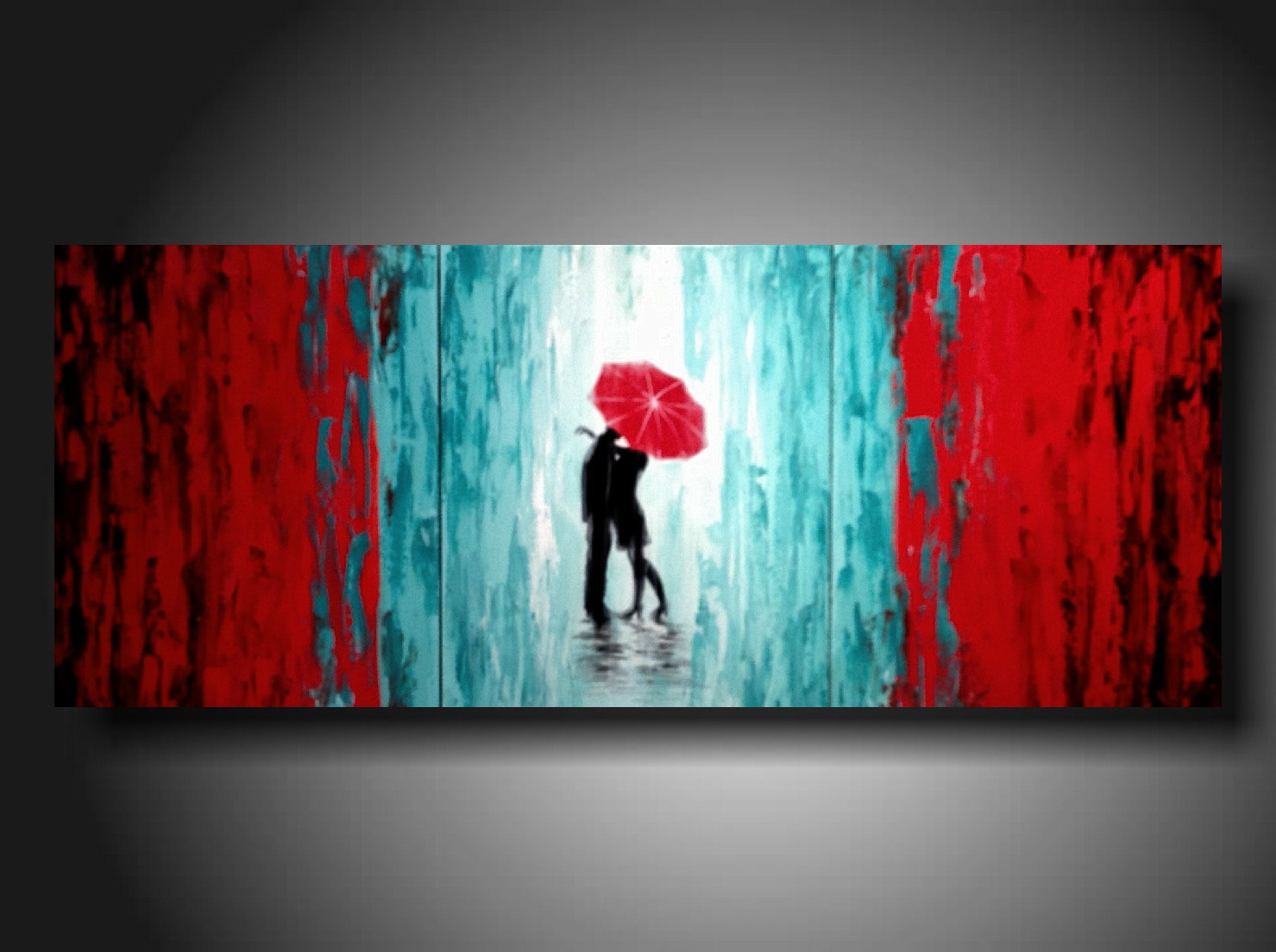Abstract aan de muur - wat is abstract en modern