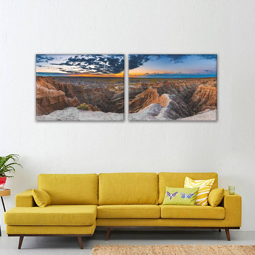 Foto op canvas - natuur - 1N2