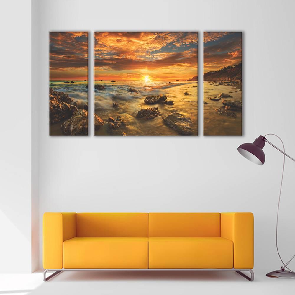 Foto op canvas - natuur - 1N3