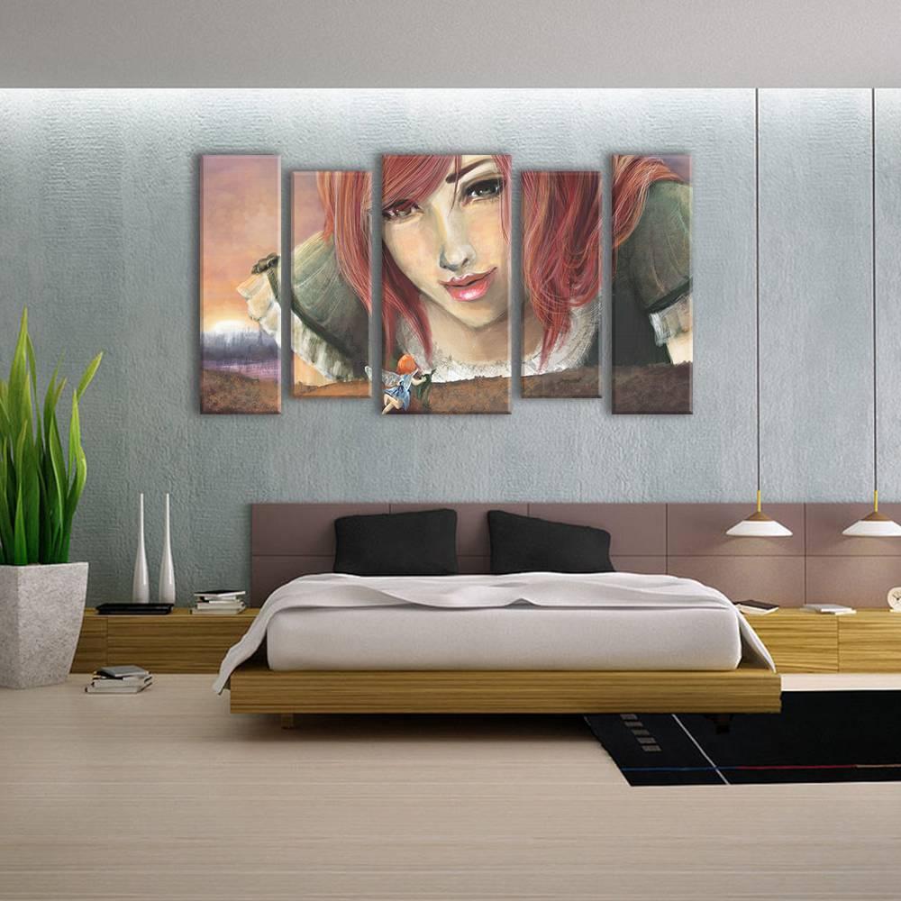 Foto op canvas - kunst - 2A5