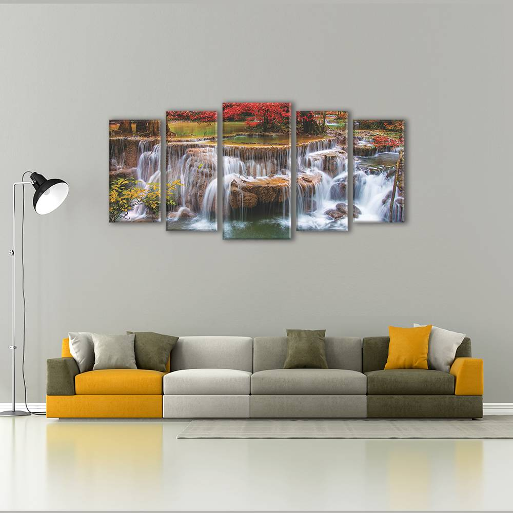 Foto op canvas - natuur - 1N5