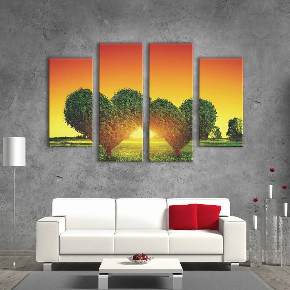 Foto op canvas - kunst - 3A4