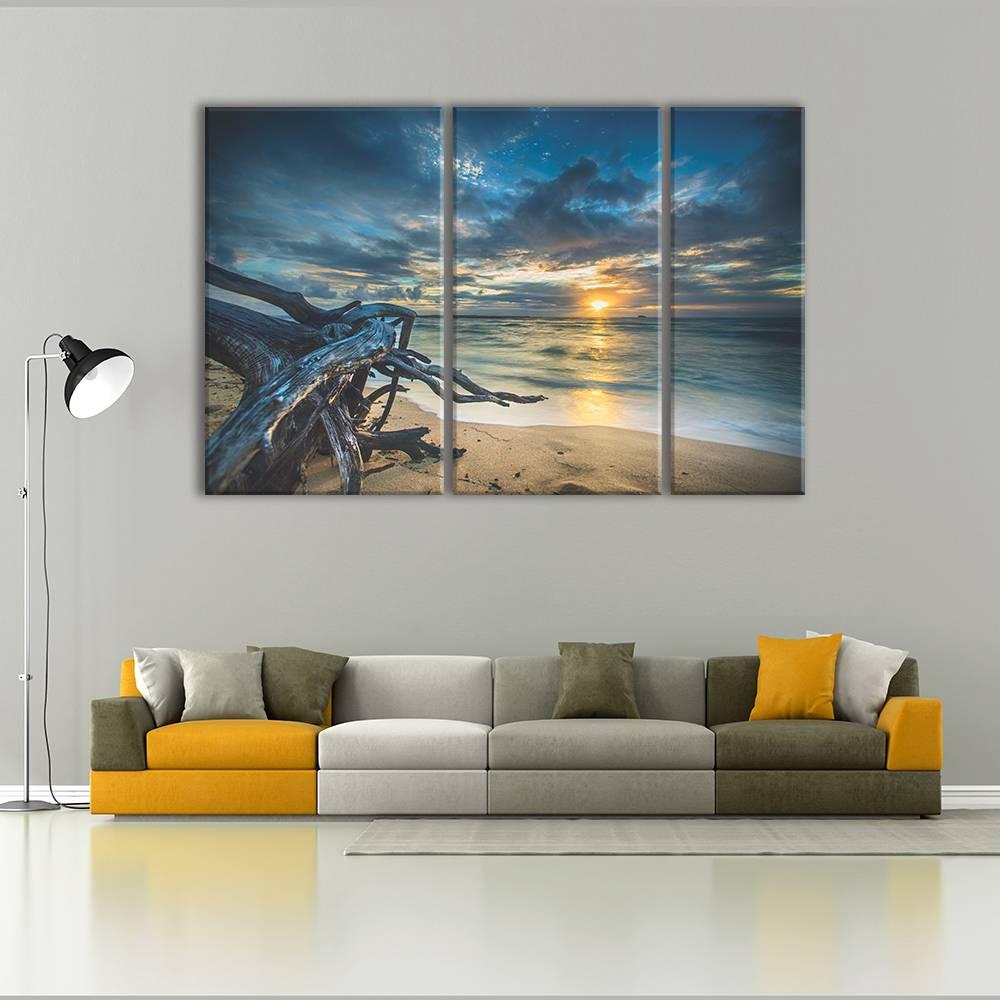 Foto op canvas - natuur -6N3