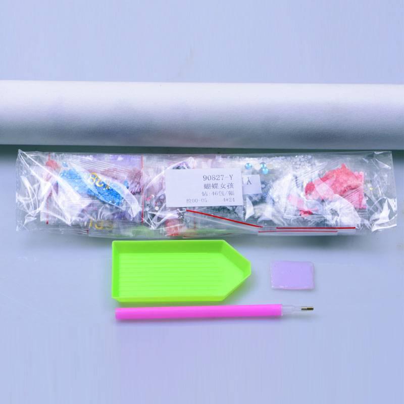 Diamond Painting - Vlinder - DM11