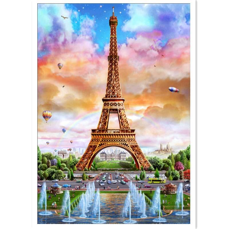 Diamond Painting - Eiffeltoren - DM17