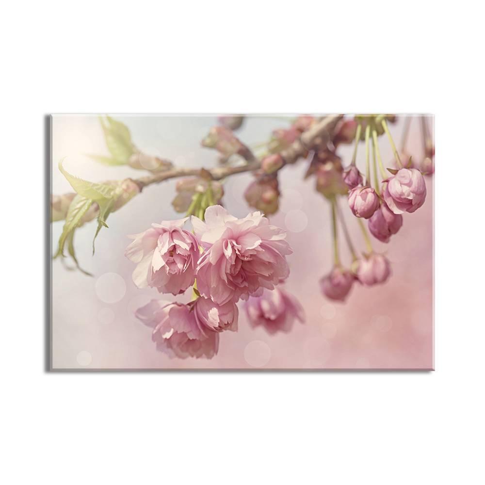 Foto op doek - bloemen - 6F1