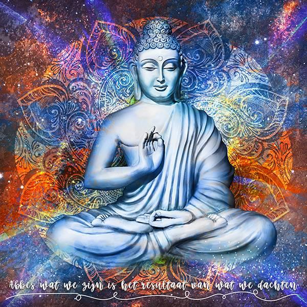 Diamond Painting Boeddha (Buddha) - DM24