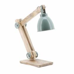 Tafellamp Davinci Groen - 50x15xH45 cm