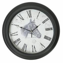 Wandklok Horse - Ø40 cm