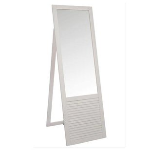 Witte Staande Spiegel - 182x57 cm