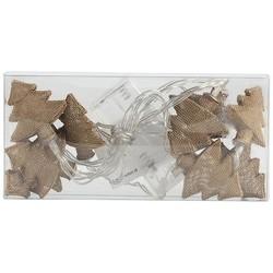 Lichtsnoer Kerstboom Goud - 5x5xH160 cm