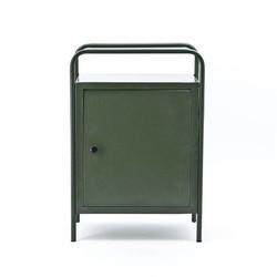 Locksmith Kastje Groen - 50x30xH65 cm