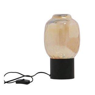 Bubble Glazen Tafellamp - Ø18xH29 cm